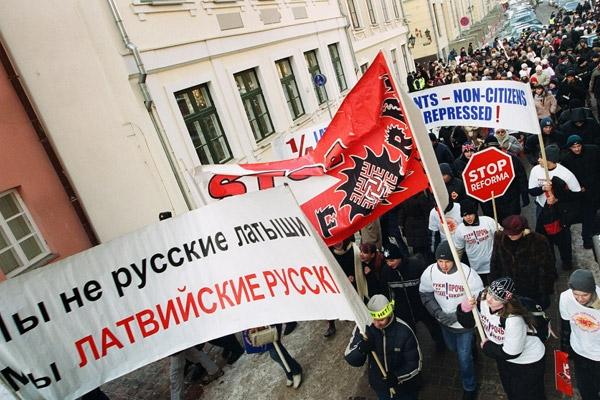 Колокол геноцида звонит по Латвии