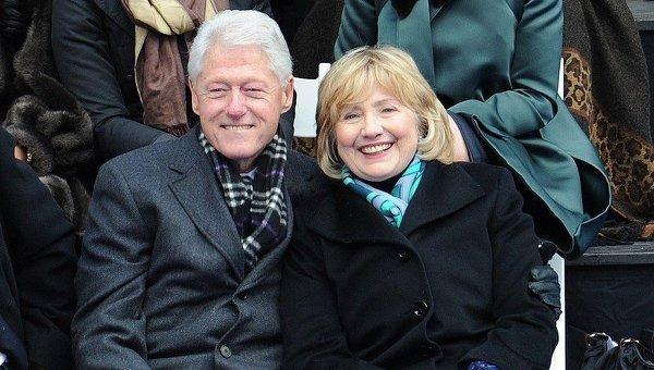Клинтоны против Бушей?