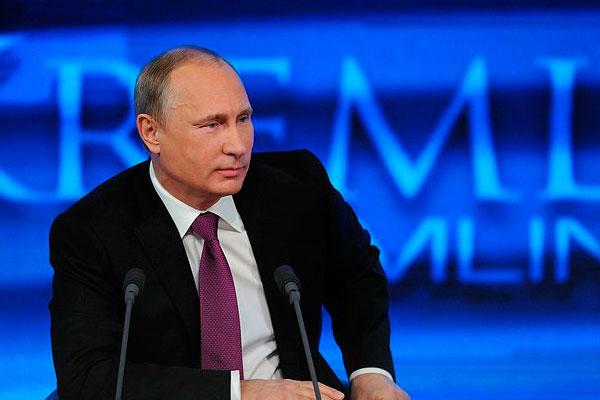 Владимир Путин: Без сплетен жить скучно