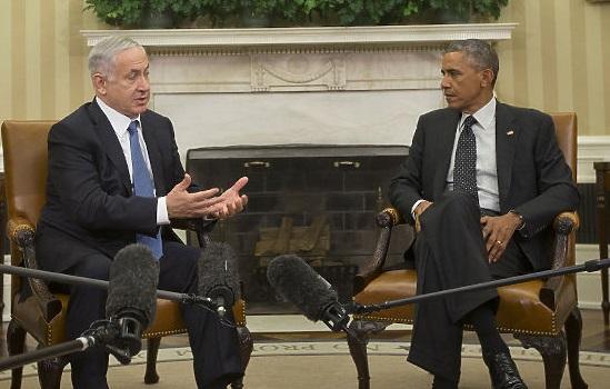 Между Обама и Нетаньяху проползла «гигантская кобра»