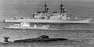 Как подводники похитили суперсекрет ВМС США