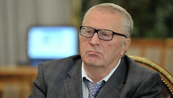 Жириновский: Самолет в Альпах погубили европейские нравы