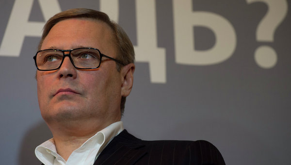 Михаил Касьянов: поддерживаю санкции Запада против России