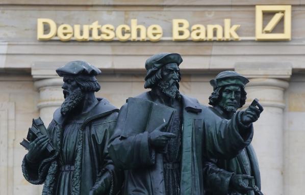 Deutsche Bank: доллар станет дороже евро