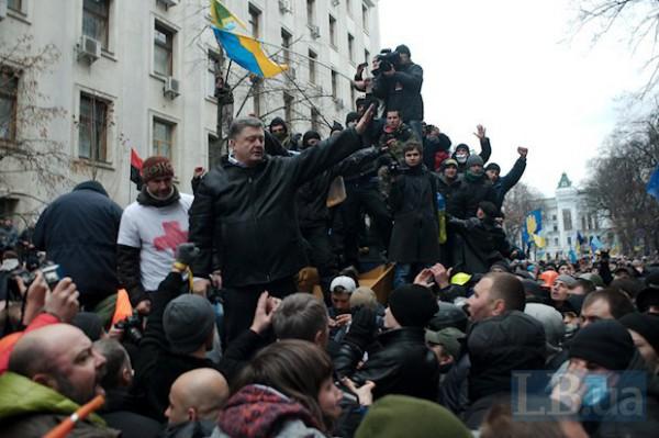 Что им принес Евромайдан. Квадратные километры и миллиарды новой украинской власти