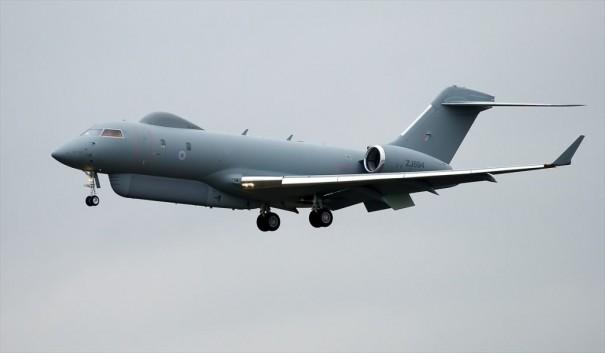 Sentinel R1 RAF
