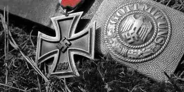 Под властью нацистов