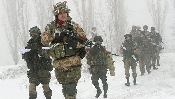 """ДНР: батальон """"Донбасс"""" обстрелял 31 марта позиции """"Правого сектора"""""""
