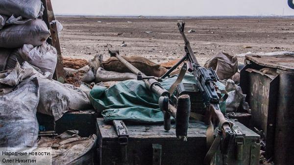 Ополченцы Новороссии назвали час Х нового наступления