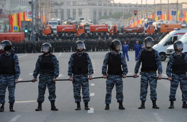 """Новая """"репетиция майдана"""" в Москве: тренировка попытки государственного переворота"""
