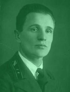Зиновий Колобанов накануне Зимней войны, в которой он в звании лейтенанта воевал командиром танковой роты 1-й лёгкой танковой бригады.