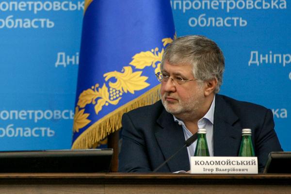 Коломойский бежал из Украины в США