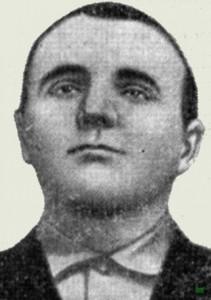 Дмитрий Романович Овчаренко. Фото сделано для паспорта в 1937 году.