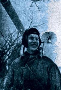 Фотография из «Огонька» №4 1943 г.