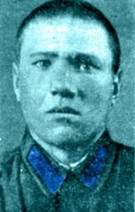 Василий Огурцов в начале войны