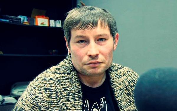 Политический эксперт Алексей Блюминов