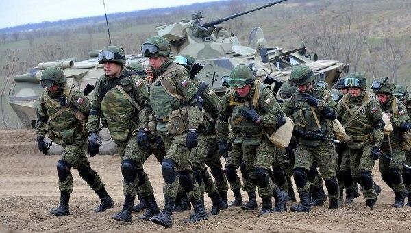 Адмирал ВС США: российская армия гораздо боеспособнее советской
