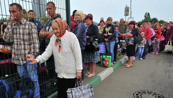 Под видом беженцев в Россию приехали украинские мошенники