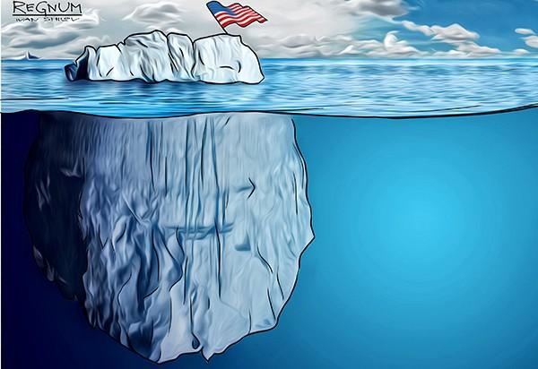 Военно-разведывательно-финансовый комплекс США. Видимая часть айсберга