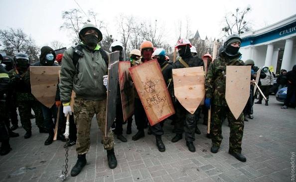 На Евромайдане действительно зародилась новая нация - майданутые