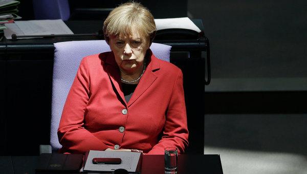 Шпионские действия США ставят под угрозу карьеру Ангелы Меркель