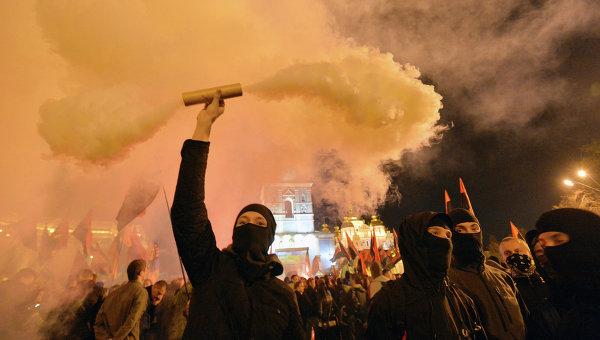 Киев показал, что на Украине Россия противостоит фашизму