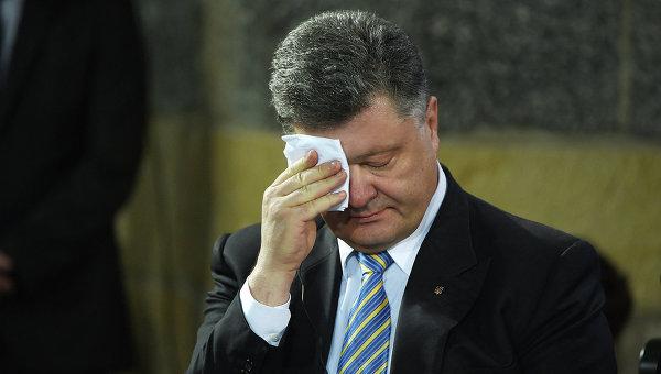 Немецкое СМИ составило список невыполненных обещаний Порошенко