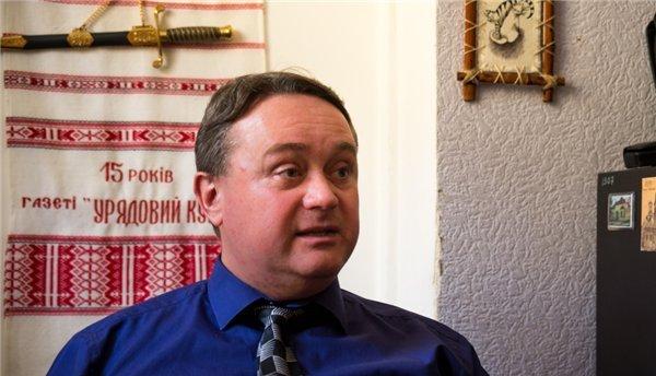 Автор «древних укров» возглавил общественный совет при Министерстве информполитики Украины