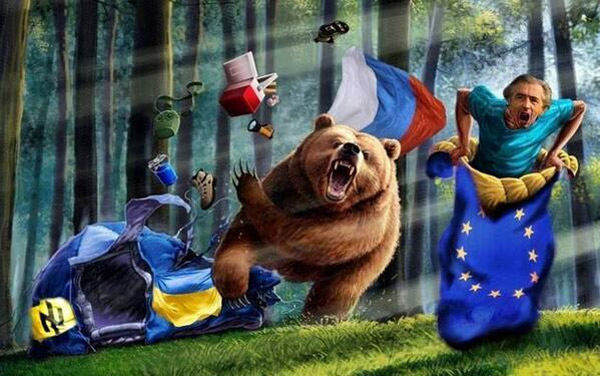 Ни Россия, ни Запад ещё не готовы к разделу Украины