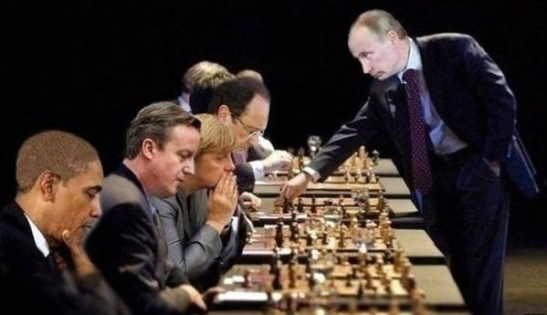 Россия против Запада, новые удары