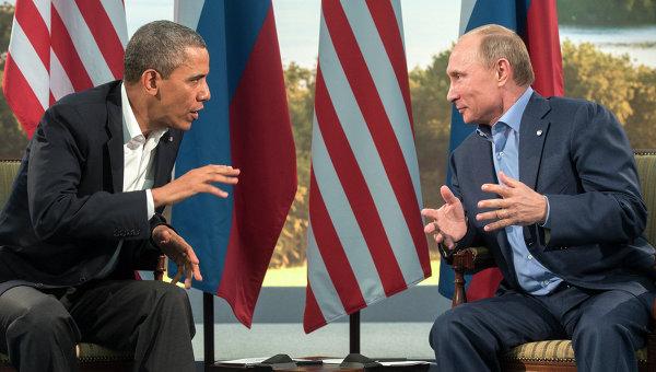 Стивен Лендман: Путин – прямой человек дела, а Обама – серийный лжец