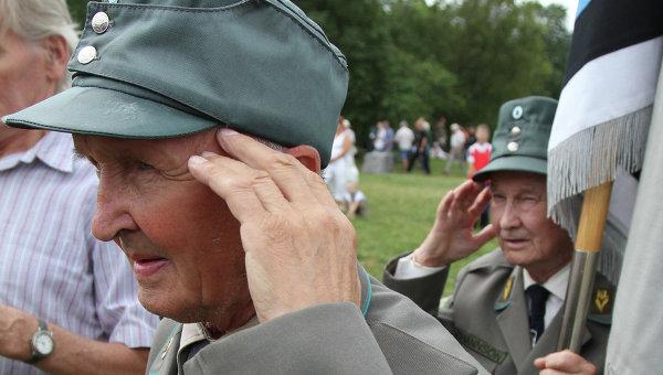 Эстонские ветераны СС проведут ежегодный сбор в местечке Синимяэ