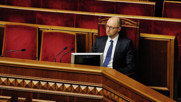 """Яценюк не зря говорил о """"камикадзе"""" - Украина катится в яму"""