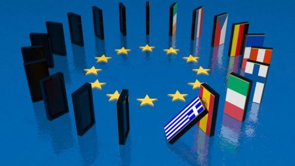 Загнанная Грецией «тройка»