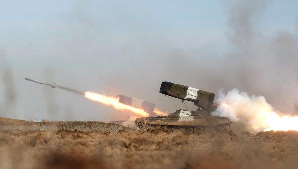 Россия разрабатывает новую тяжелую огнеметную систему