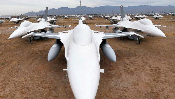 Истребители США и Южной Кореи провели маневры для сдерживания КНДР