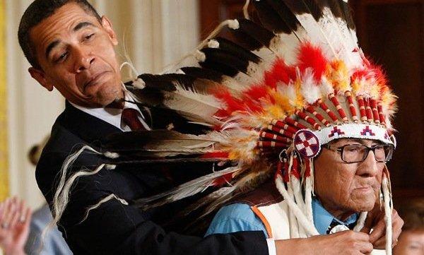 Индейцы подвергаются в США еще большей дискриминации, чем темнокожие
