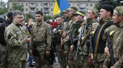 Армия Украины все больше разваливается и занимается