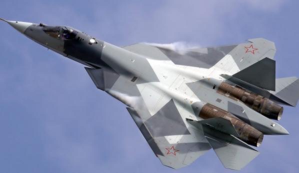 Истребитель-невидимка Т-50 - звезда салона МАКС-2015