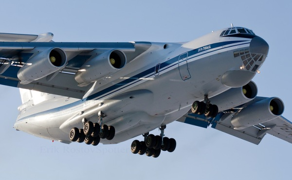 Американские СМИ сообщили о семи рейсах российских транспортников в Сирию