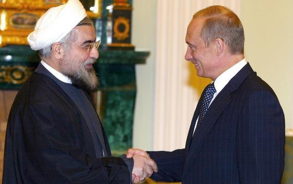 Россия меняет Украину и Турцию на Иран?!