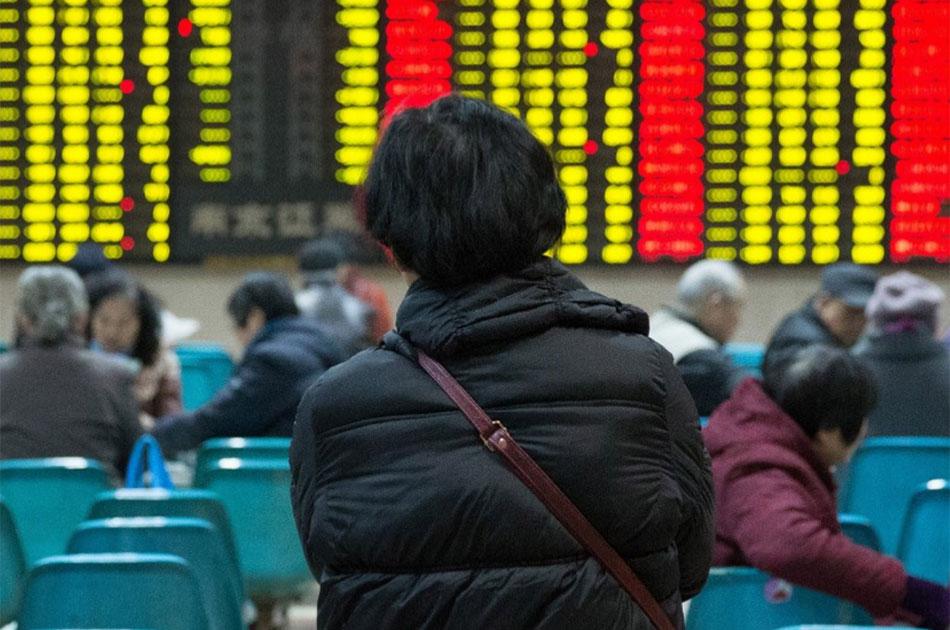 Тайна обвала индекса Dow Jones