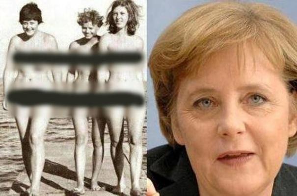 Почему Меркель никогда не расскажет о своей жизни в Донецке