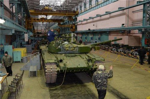 Танковый позор Украины. Часть 2