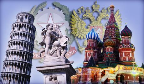 Итальянцы о русских. Три главных слова
