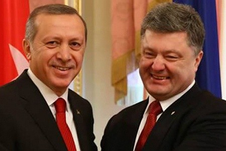 Эрдошенко: президенты Украины и Турции схожи не только слабой психикой