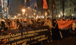 Анатолий Вассерман : Украина смердит вонью нацизма