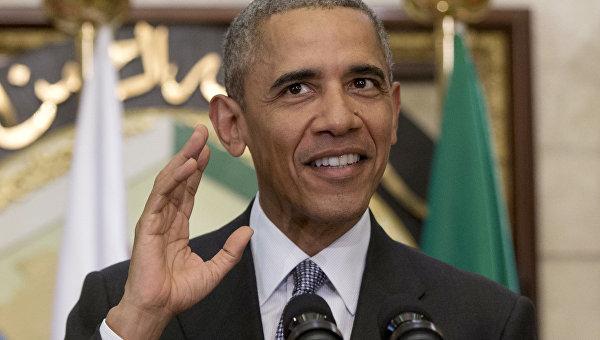 Обама заявил, что хочет хороших отношений с Россией