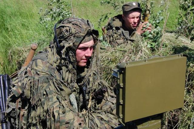 В ЛНР отмечают движение военной техники ВСУ вблизи линии соприкосновения