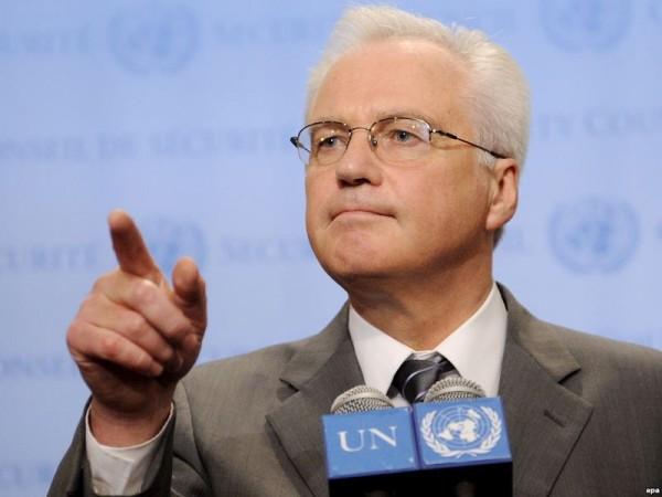 Виталий Чуркин призвал перекрыть турецко-сирийскую границу и ввести эмбарго против ИГ